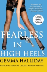 Fearless in High Heels (Large Print Edition)