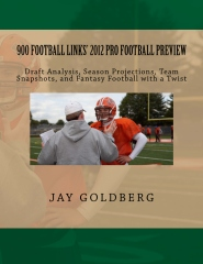 900 Football Links' 2012 PRO FOOTBALL PREVIEW