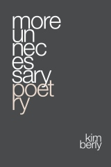 moreunnecessary poetry