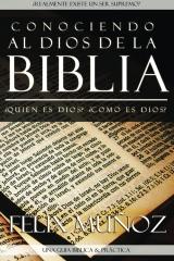 Conociendo al Dios de la Biblia