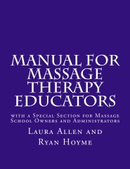 Manual for Massage Therapy Educators