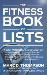 Fitness Book of Lists