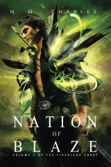 Nation of Blaze (Volume 2 of The Fireblade Array)