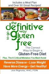 The Definitive Way to go Gluten Free