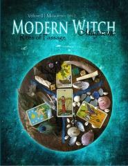 Modern Witch Magazine Volume 2   Rites of Passage