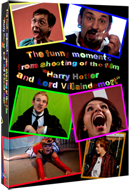 """The funny moments from shooting of the film """"Harry Hotter and Lord Villaindemort""""[NON-US FORMAT, PAL]"""