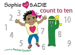 Sophie and Sadie Count to Ten