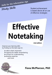 Effective notetaking 2nd ed