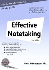 Effective notetaking 2nd ed