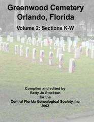 Greenwood Cemetery Orlando Florida