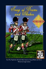 Song of Drums and Shakos - Trade Paperback