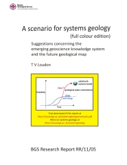 A scenario for systems geology (full colour edition)