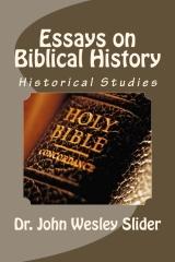 Essays on Biblical History