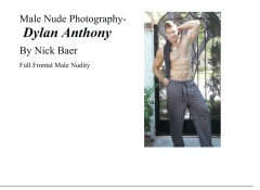 Male Nude Photography- Dylan Anthony