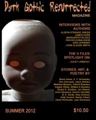 Dark Gothic Resurrected Magazine SUMMER 2012