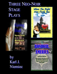 Three Neo-Noir Stage Plays
