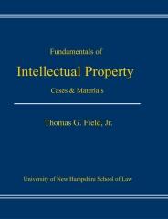 Fundamentals of Intellectual Property