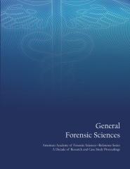 General Forensic Sciences