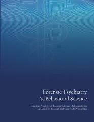 Forensic Psychiatry & Behavioral Science