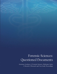 Forensic Sciences: Questioned Documents