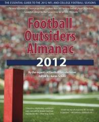 Football Outsiders Almanac 2012