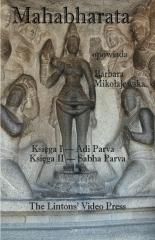 Mahabharata, Ksiega I & II, Adi Parva & Sabha Parva