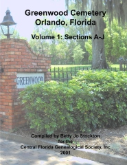 GGreenwood Cemetery Orlando, Florida