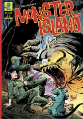 Graham Nolan's Monster Island