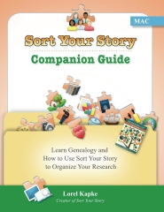 Sort Your Story Companion Guide for the MAC