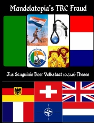 Jus Sanguinis Boer Volkstaat 10/31/16 Theses