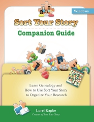 Sort Your Story Companion Guide Windows
