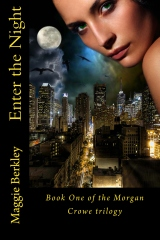 Enter The Night: Book One of the Morgan Crowe Trilogy