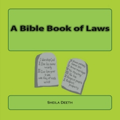 A Bible Book of Laws
