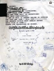 M dot Strange's Scripts_Scribbles_Storyboards