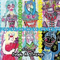 M dot Strange's People R Strange