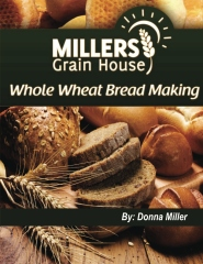Whole Wheat Bread Making
