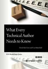 What Every Technical Author Needs to Know