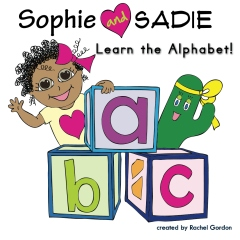 Sophie and Sadie Learn the Alphabet