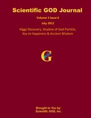 Scientific GOD Journal Volume 3 Issue 6