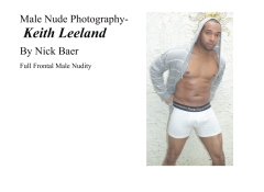 Male Nude Photography- Keith Leeland