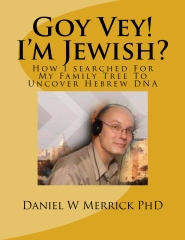 Goy Vey! I'm Jewish?