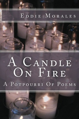 A Candle On Fire