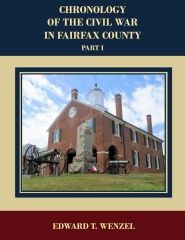 Chronology of the Civil War in Fairfax County, Part 1