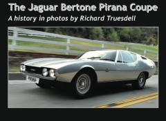 The Jaguar Bertone Pirana Coupe