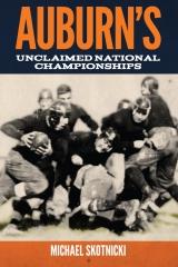 Auburn's Unclaimed National Championships