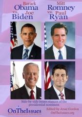Obama-Biden vs. Romney-Ryan On the Issues