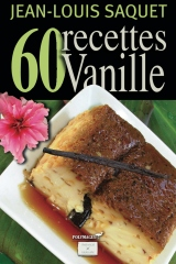 60 Recettes Vanille