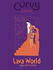 Curvy: Lava World Vacation