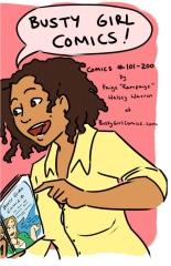 Busty Girl Comics Vol. 2