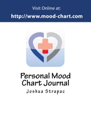 Personal Mood Chart Journal